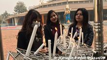 Bangladesch Weihnachtsvorbereitungen