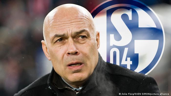 Christian Gross wird Trainer bei Schalke 04.
