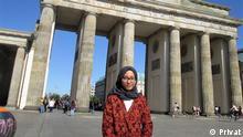 Deutschland Sonia Eveliana Studentin in Konstanz | Berlin