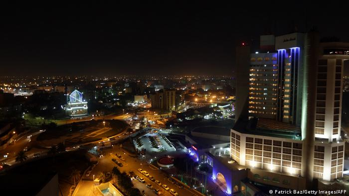 Irak Bagdad Übersicht
