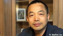 China Ding Jiaxi Menschenrechtsanwalt Gefangener