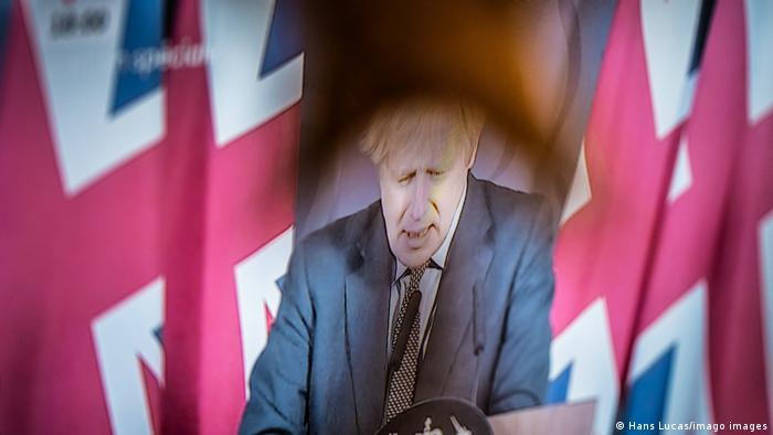 Großbritannien Boris Johnson Rede Brexit Vertrag EU