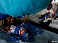 'ملیریا کی وجہ سے ہرسال ہونے والی ساڑھے آٹھ لاکھ ہلاکتوں میں زیادہ تعداد بچوں کی ہوتی ہے'