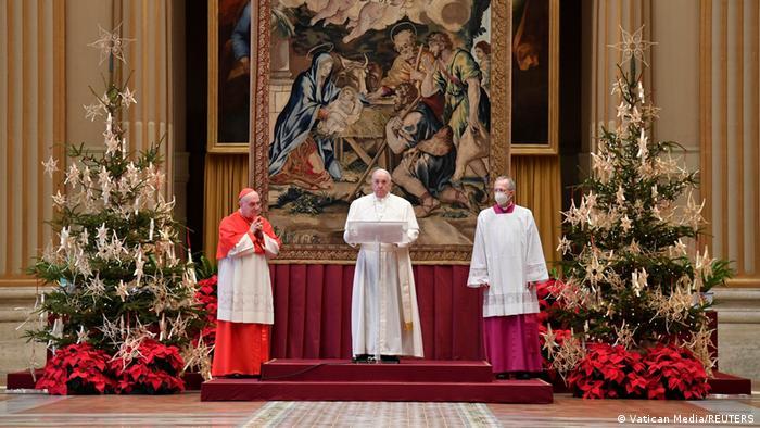 Vatikan Papst Franziskus Segen Urbi et orbi