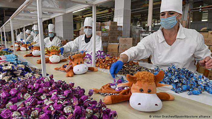 Bjeloruska tvornica slatkiša