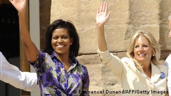 BG Jill Biden | Michelle Obama 2008