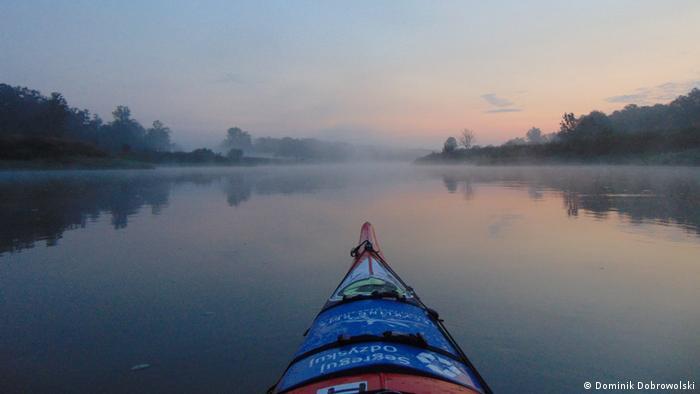 Polen Fluss Oder