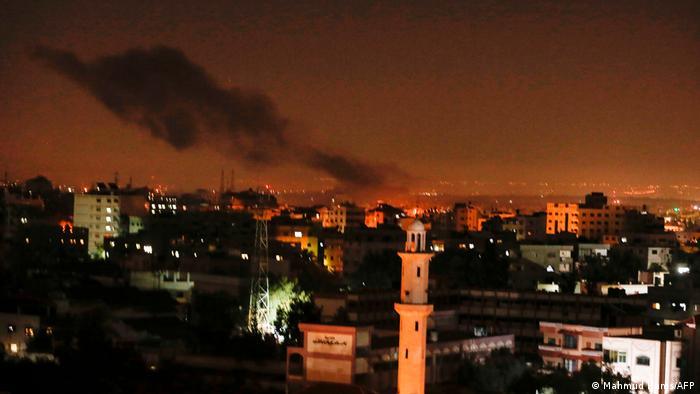 Palästina Israelischer Luftangriff in Gaza