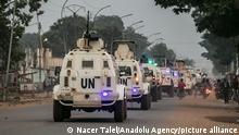 Zentralafrikanische Republik Bangui | vor Wahl | UN-Mission