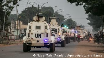 Les Casques bleus de la Minusca soutiennent l'armée centrafricaine