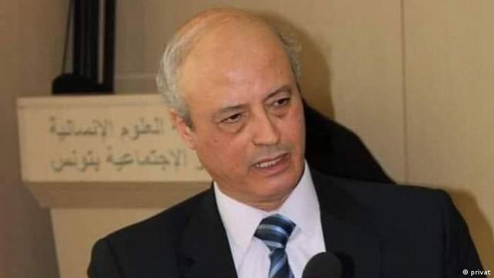 Moncef Ouannes, tunesischer Soziologe