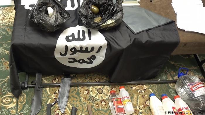 Russland Dagestan Anti Terror Operation FSB Islamischer Staat