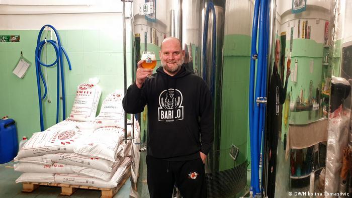 Kroatien Craftbeer Brauerei Tomislav Raos