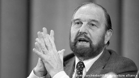 George Blake Diplomat Doppelagent 1992
