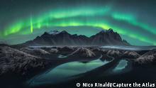 Bildergalerie - Polarlichter