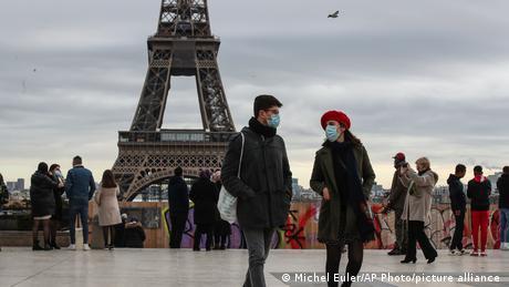 Γαλλία: Αύξηση κρουσμάτων του μεταλλαγμένου κορονοϊού