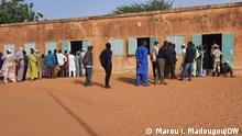 Niger Tillabéri   Wahlen