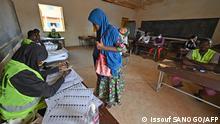 Niger Niamey | Wahlen