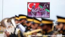 Türkische Soldaten in Libyen