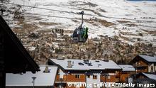 Schweiz Skigebiet Verbier