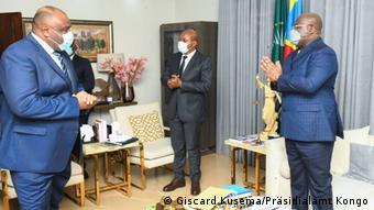 Jean-Pierre Bemba a décidé de soutenir Félix Tshisekedi