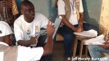 Zentralafrikanische Republik | Wahlen 2020 | Wahllokal in Bangui