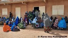 Niger Wahlen 2020 Wahllokal