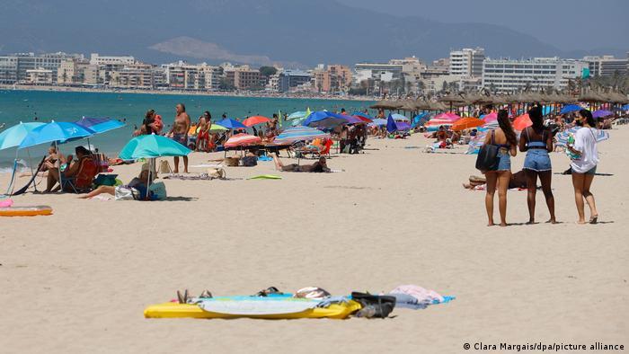 Spanien neuer Corona-Hotspot Mallorca