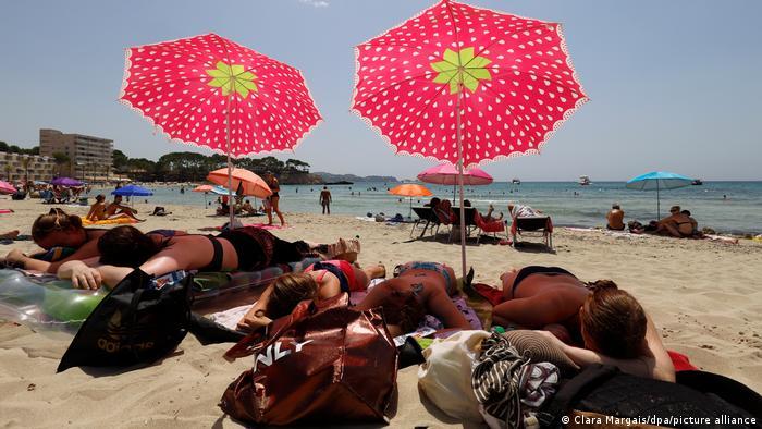 Beach, Mallorca