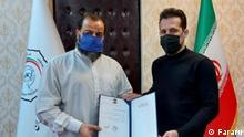 Iran Judo Schlagworte: Hasan Kordmihan Copy right: FARARU https://fararu.com/fa/news/469413/