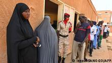 Wahlen Niger Niamey