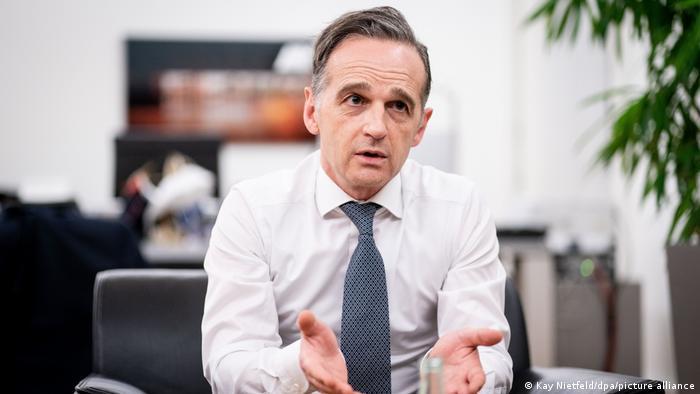 Heiko Maas mahnt gerechte Verteilung der Corona-Impfstoffe weltweit an