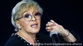 Алиса Фрейндлих, российская актриса театра и кино