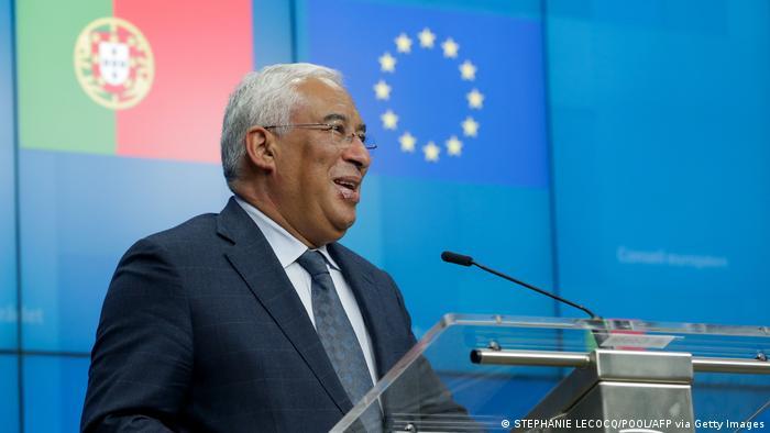 Premier Portugalii António Costa