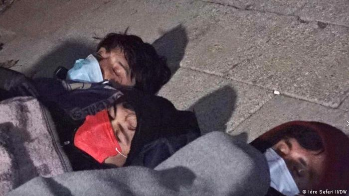 Serbien Belgrad | Balkanroute unbegleitete minderjährige Flüchtlinge