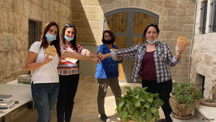 Palästina | Loreen Musallam - Leiterin des Palingual Center Beit Jala