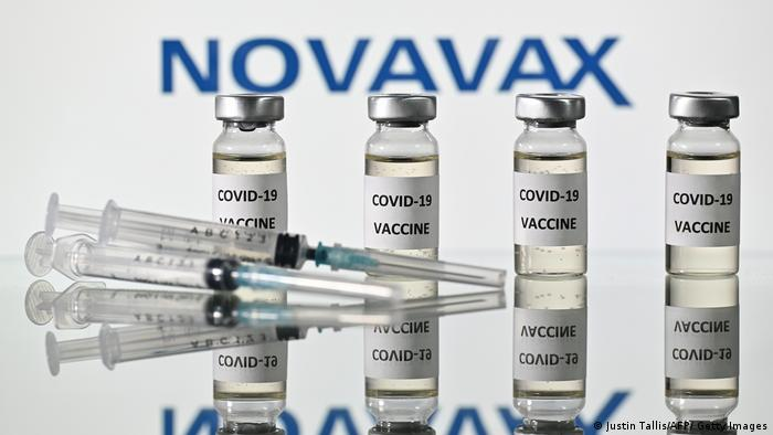 Flu vaccine maker Novavax is one of the top companies on the Russell 2000 index