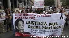 Symbolbild I Mexiko I Mord an Journalisten I Regina Martinez