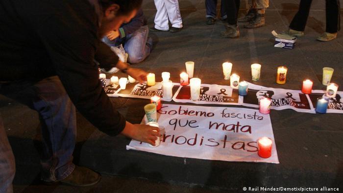 Symbolbild I Mexiko I Mord an Journalisten I Gregorio Jimenez