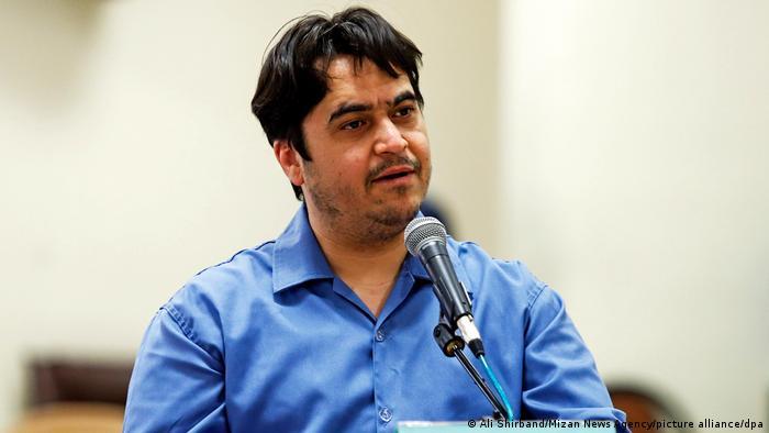 Novinar Ruholah Zam je pogubljen u Iranu