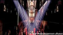 Frankreich I Paris I Jean-Michel Jarre plant virtuelles Notre-Dame-Konzert
