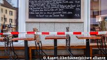 Symbolbild Deutschland Essen Lockdown Coronakrise