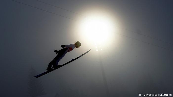 BdTD Skispringen Vierschanzentournee Oberstdorf | Vorspringer