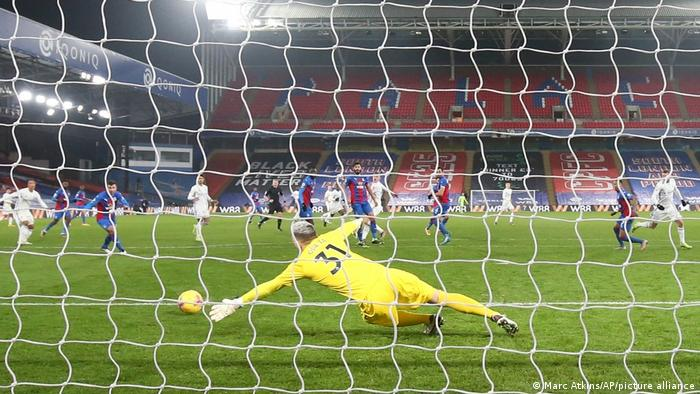 Britain Soccer Premier League Fußball Crystal Palace vs Leicester City