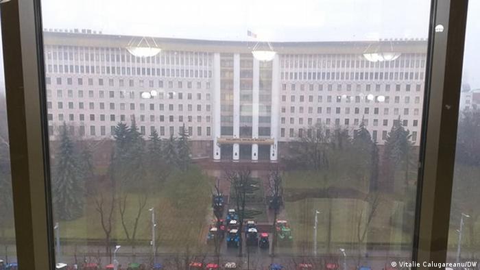 Parlament Chişinău
