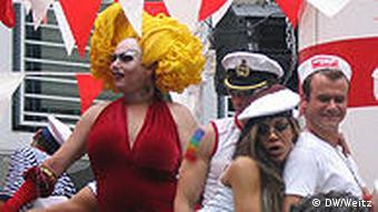 Гей-парад как карнавал