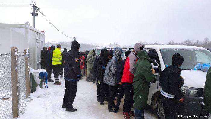 Bosnien Herzegowina | Flüchtlingskamp Lipa bei Bihac | Flüchtlinge