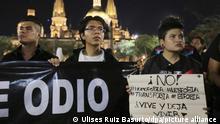 LGBTI Aktivismus Mexiko