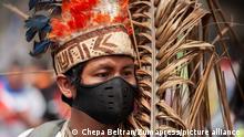 Indigene Völker Kolumbien