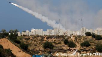 Gaza Erstes gemeinsames Manöver radikaler Palästinenser-Gruppen